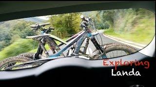 Exploring Landa -  Enduro MTB short movie