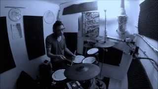 Remy Shand - Burning Bridges (drum cover) by Stephen Van Dolder