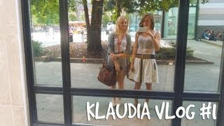 KLAUDIA VLOG #1: Idziemy do parku