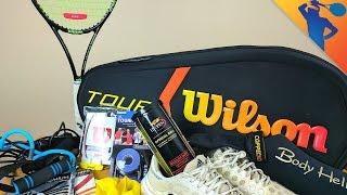 Tennis Bag Check 3.0!