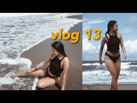 VLOG 13 : private beach?! (philippines)