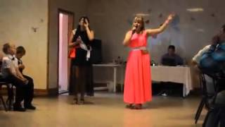 СВАДЬБА - Тёща и сестра невесты поздравляют зятя