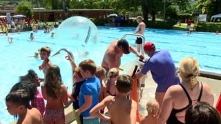 Schwimmbadfest - 50 Jahre SLRG Sektion Oberwallis