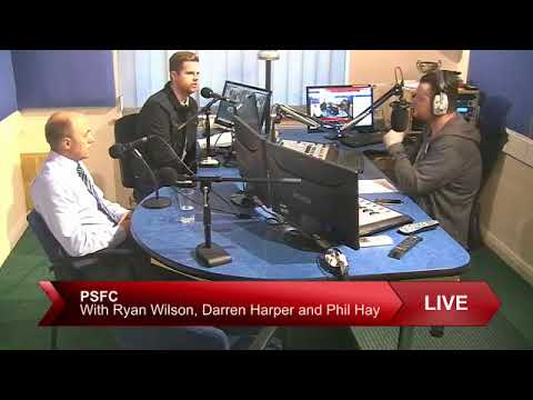 PSFC with Ryan Wilson: Phil Hay from the YEP chats to Ryan and Darren about all things Leeds United