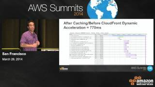 Dynamic Content Acceleration: Lightning Fast Web Apps with Amazon CloudFront and Amazon Route 53