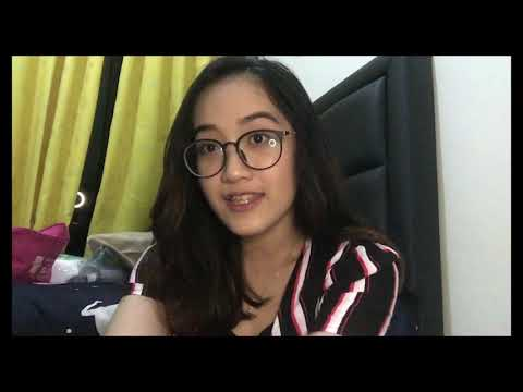Ujian Praktik Seni Budaya kelas XII SMA Negeri 14 SemarangSource Egidia Cinta - XII IPS 3