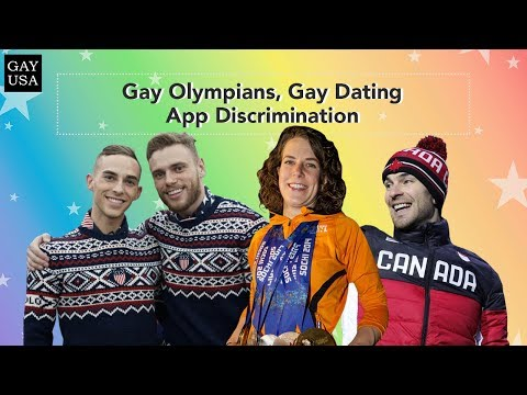 Gay USA: Gay Olympians and Discrimination on Gay Dating Apps