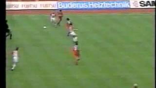 Bundesliga 1992-93: Bayern Münich x Bayer Leverkusen