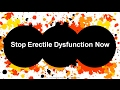 Stop Erectile Dysfunction ED Impotence Now - Pittsburgh PA