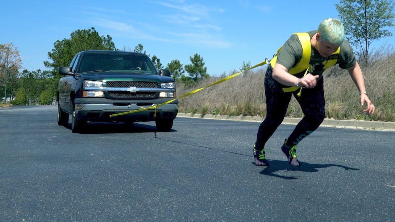 Spud Inc.Strongman Truck Pulling Harness