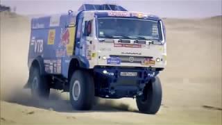 КАМАЗ-мастер на ралли «Дакар 2018» - 8-е января - Схватка в пустыне Наска