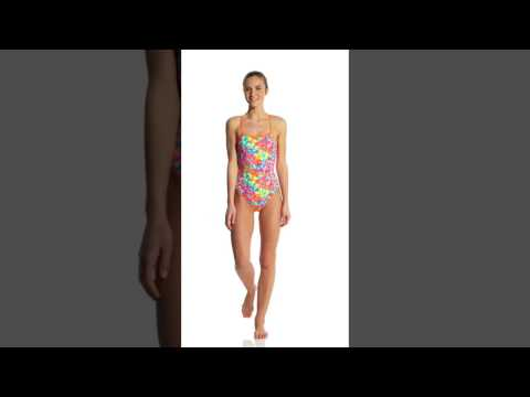 funkita-women's-stroke-rate-tie-back-one-piece-swimsuit-|-swimoutlet.com