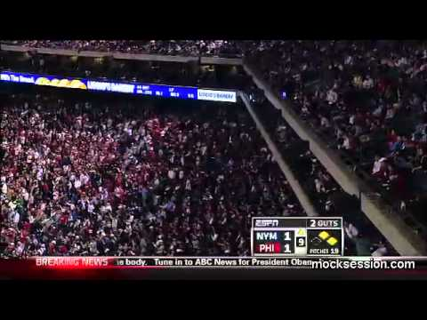 """Phillies fans react to Bin Laden news with """"USA"""" chant"""