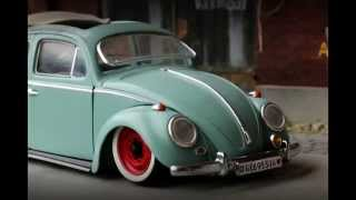VW Beetle reproduction 1/18 -  www.extreme-18.com