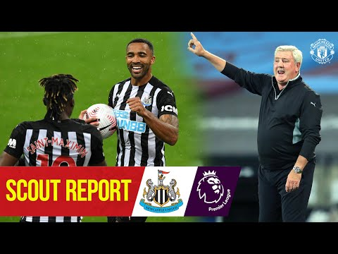 Scout Report | Newcastle United v Manchester United | Premier League