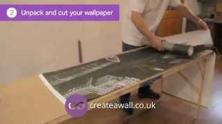 Paste the Wall - Hanging Instructions