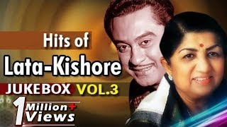 Superhit Romantic Songs of Lata Mangeshkar & Kishore Kumar - Vol.3