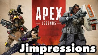 Apex Legends - Club Ping Win (Jimpressions) (Video Game Video Review)