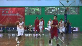 第27屆穗 深 港 澳四角元老籃球邀請賽 高級元老組別初賽 香港對深圳