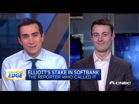 How this reporter predicted Elliott would take a stake in SoftBank