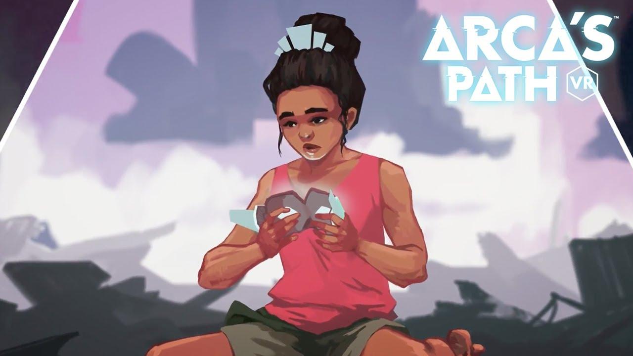 Arca's Path VR Teaser Trailer | E3 2018