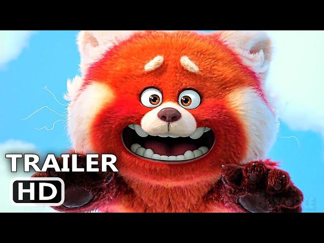TURNING RED Trailer (2022) Pixar