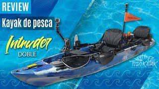"""Vídeo: Kayak de pesca familiar """"Intruder"""""""