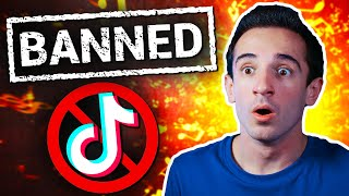 I STOPPED THE TIKTOK BAN?!