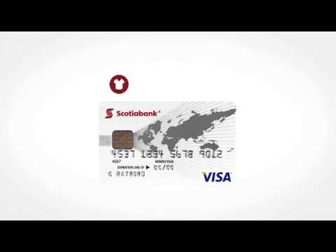 The Scotiabank Rewards VISA* Card