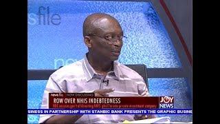 Row Over NHIS Indebtedness - Newsfile on JoyNews (20-4-19)