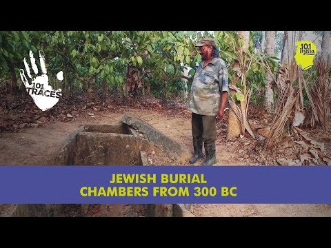 Ancient Jewish Burial Chambers From 300 BC In A Backyard In Kerala | Unique Stories from India