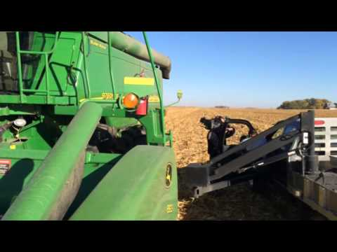 Tonight's This is Iowa: Farmer climbs back from accident