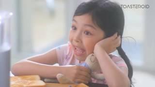 تخيل أنك ترسم صورة على الخبز ثم تأكلها :-) هذه Toaster الفنانة ستحقق لك هذه الرغبة