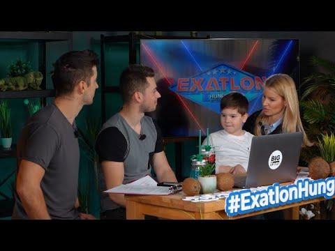 Itt Az Exatlonról szakszerűen új része Nagy Benivel, Nagy Danival és Mádai Viviennel! thumbnail