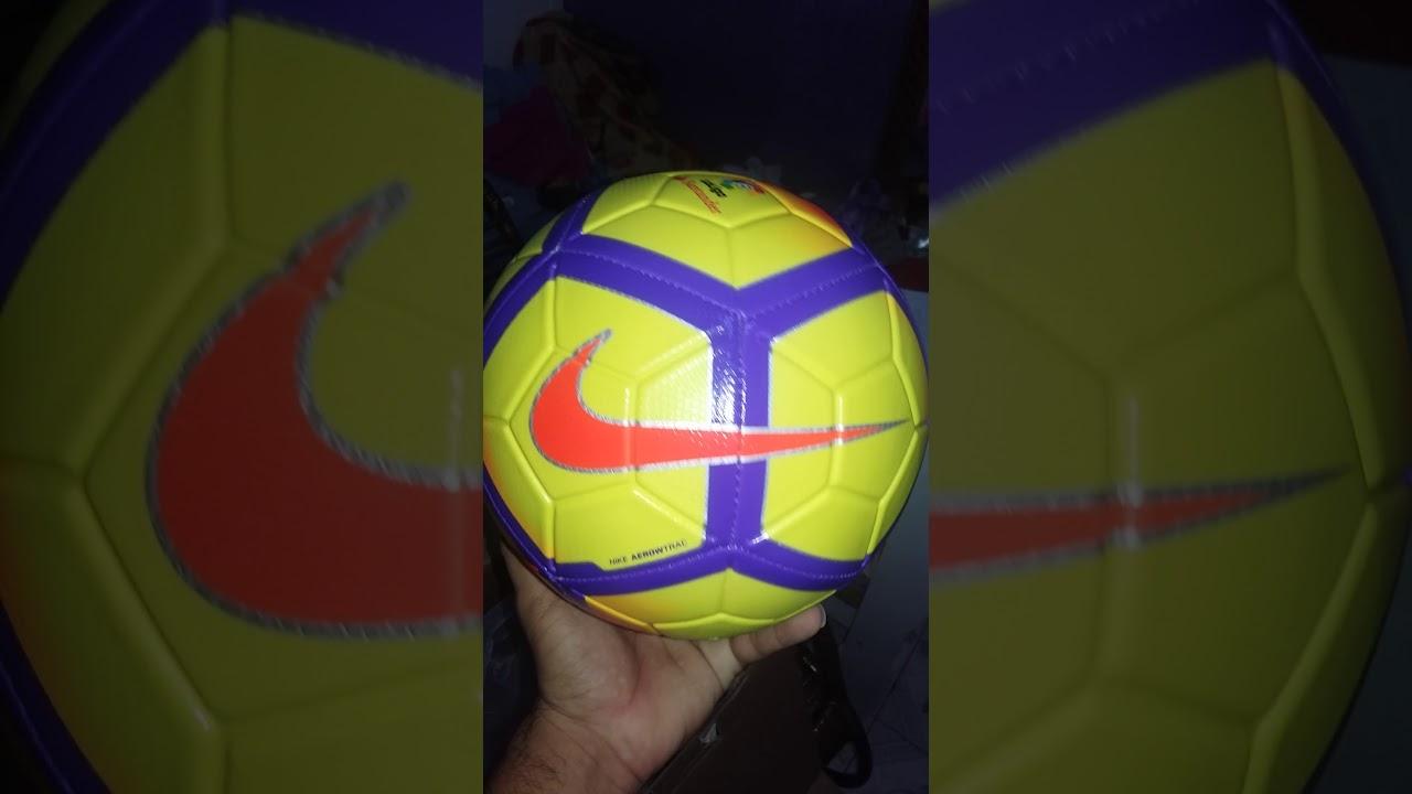 70b4b5aa62629 Unboxing - Pedido Netshoes - Bola Nike La Liga - YouTube