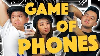 WHAT ARE WE HIDING ON OUR PHONES? - Lunch Break!