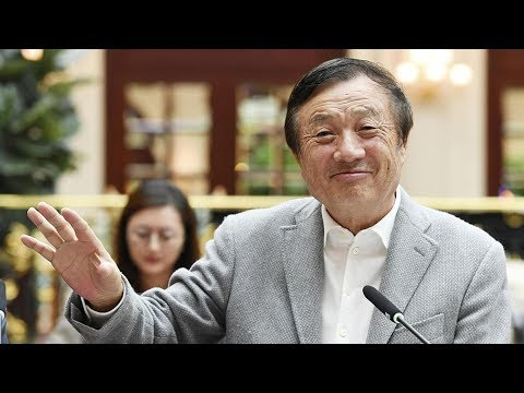 The Point: Huawei founder fights back against U.S. ban