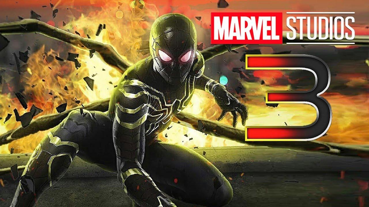 Spiderman 3 Tom Holland