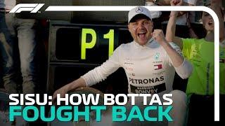 Sisu How Bottas Fought Back 2019 Australian Grand Prix