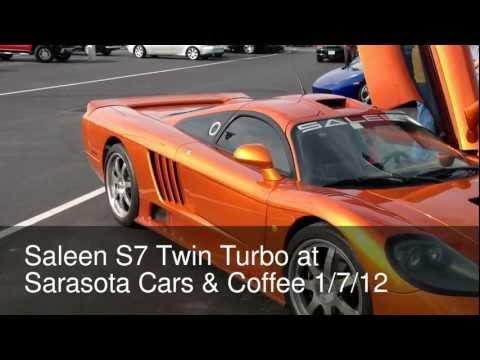Saleen S7 Twin Turbo Ride Along