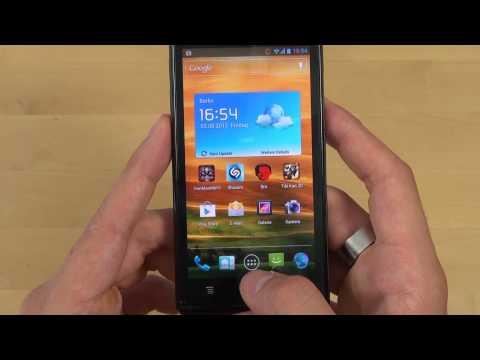 Huawei Ascend P1 - Bedienung - Teil 2