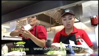 Senor Baja Mexican Resteraunt. Fish Tacos Born In Baja