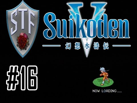 Start to Finish Solo - Suikoden V, Episode 16 [Blind Playthrough]