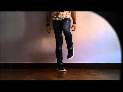 Lezione 1 Techno dance/Shuffle : T-Step