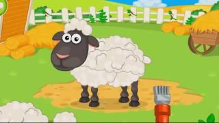 Мультик про животных. Животные на ферме. Домашние животные. Детская дача