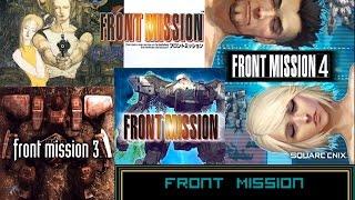 Front Mission 20th Anniversary Retrospective