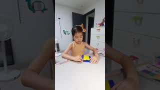 어린이 종이접기- 핸드폰수첩