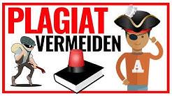 Plagiat vermeiden | 5 todsichere Tipps gegen Plagiarismus in deiner wissenschaftlichen Arbeit 🏴 ☠