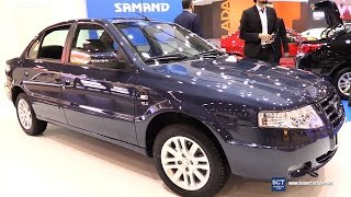 2016 IKCO Samand Soren - Exterior and Interior Walkaround - 2016 Moscow Automobile Salon