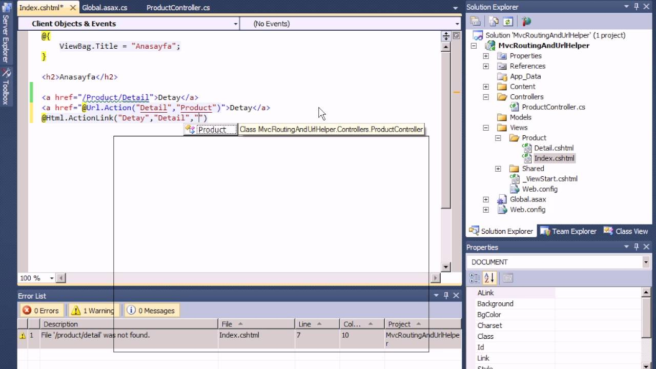 Mvc 5 background image - Net Mvc Routing And Url Helper Action Method